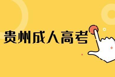 贵州成人高考试卷